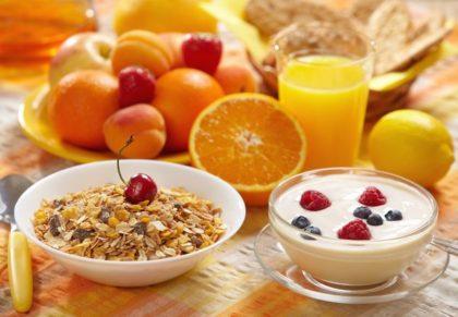 Каким должен быть полезный завтрак