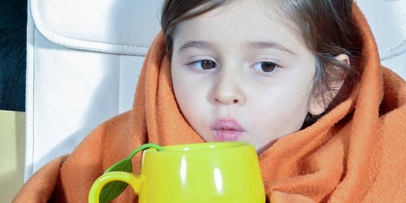 Методы лечения ОРЗ у ребенка