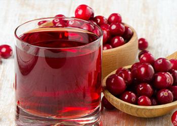 Как принимать клюкву при цистите: морс, сок, ягоды