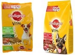 педигри сухой корм собакам
