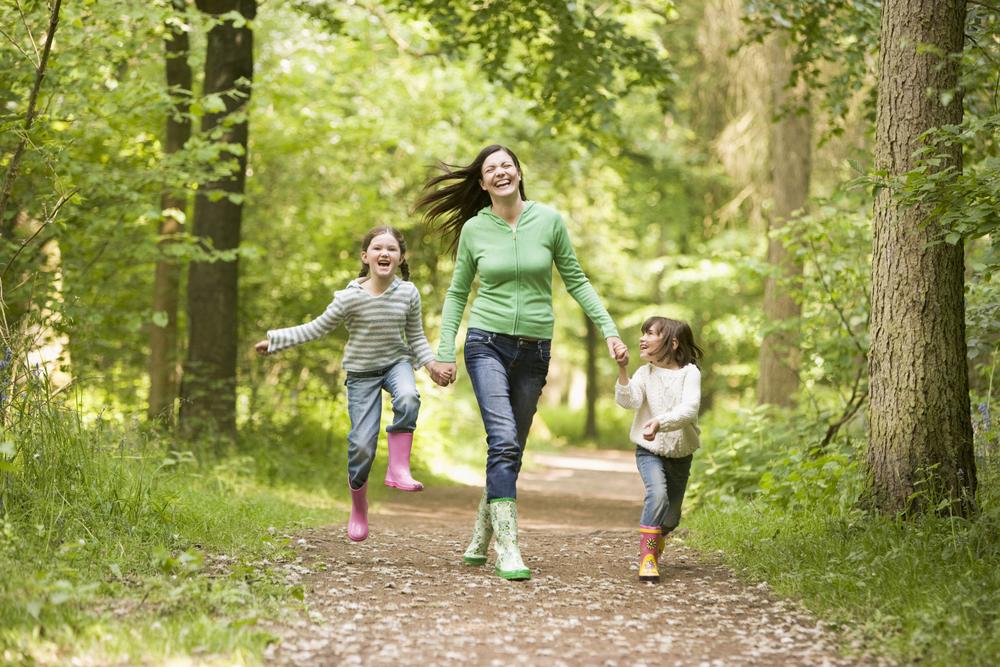 Прогулки для здоровья