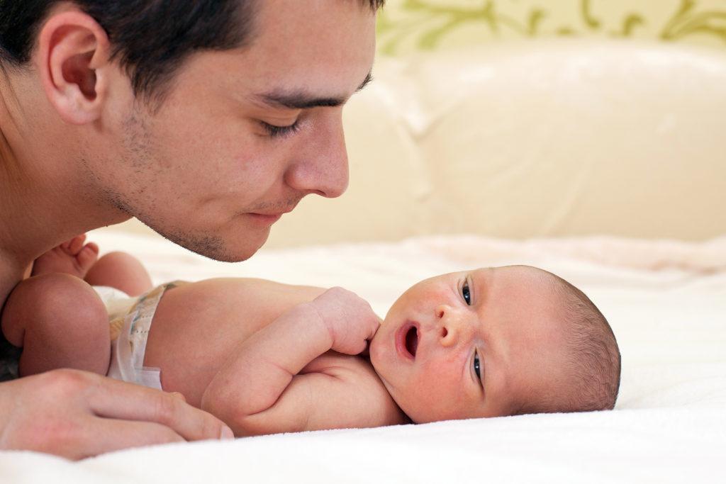 Положительные и отрицательные моменты совместных родов.
