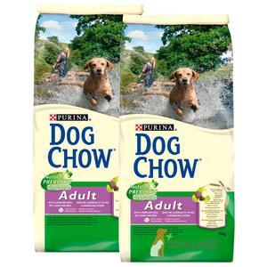дог чау корм для собак