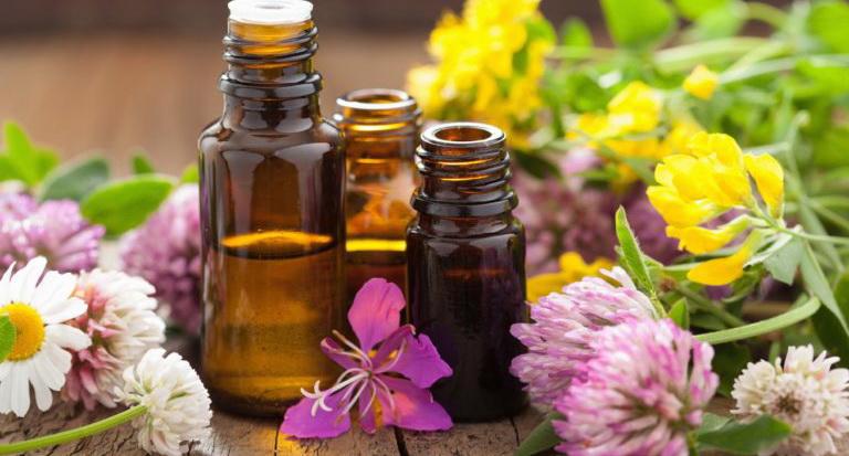 Эфирные масла от аллергии у детей