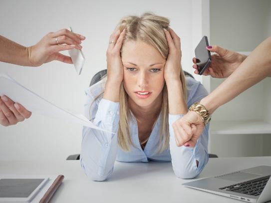 стресс при поликистозе яичников