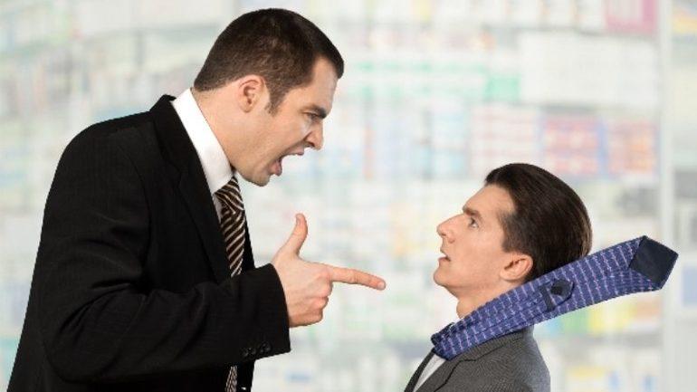 Клопы к недовольству начальства