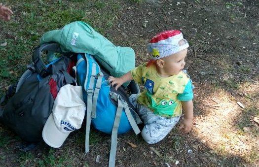 Путешествие с ребенком на автомобиле: что взять с собой?