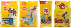 педигри корм для собак