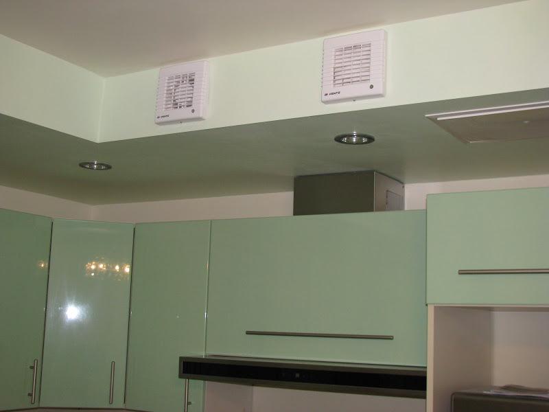 Вентиляционная система на кухне