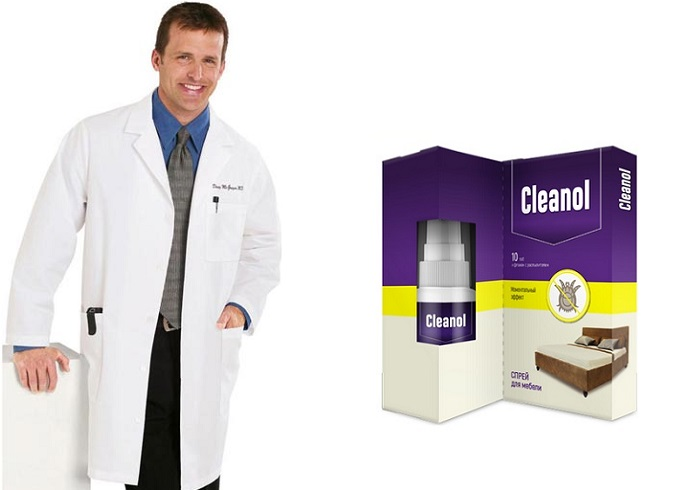 Cleanol Home cредство от пылевых клещей