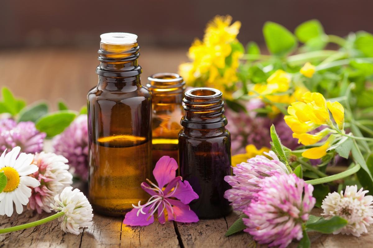 Эфирное масло как средство от блох