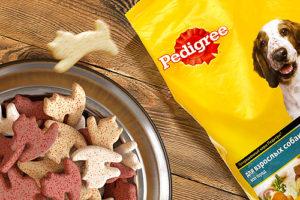 педигри сухой корм для собак