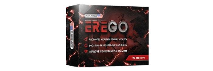 EREGO активатор естественной потенции: вы получите стойкую эрекцию и восстановление либидо!
