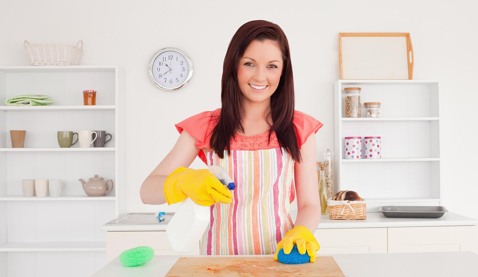 Чистота на кухне - преимущество в борьбе с мышами