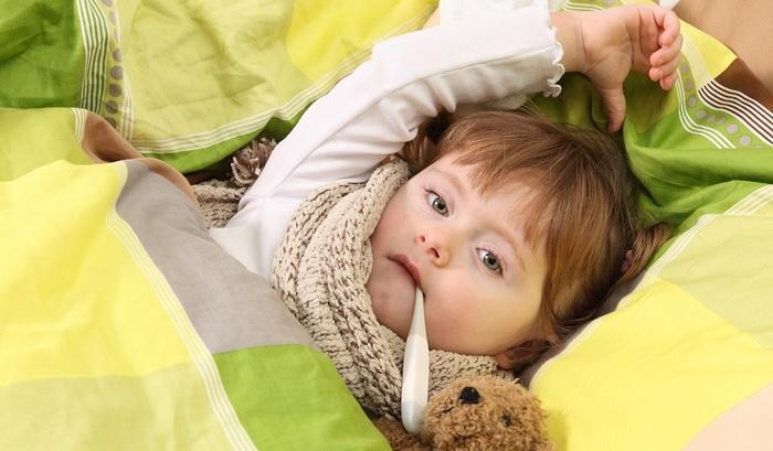 Симптомы ОРЗ у ребенка