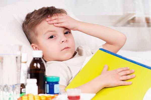 Самое лучшее противовирусное средство для детей