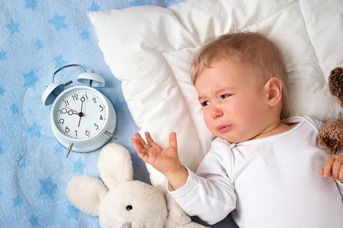 Что делать если ваш ребенок плохо спит?