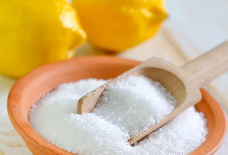 Лимонная кислота для борьбы с грибком в теплице