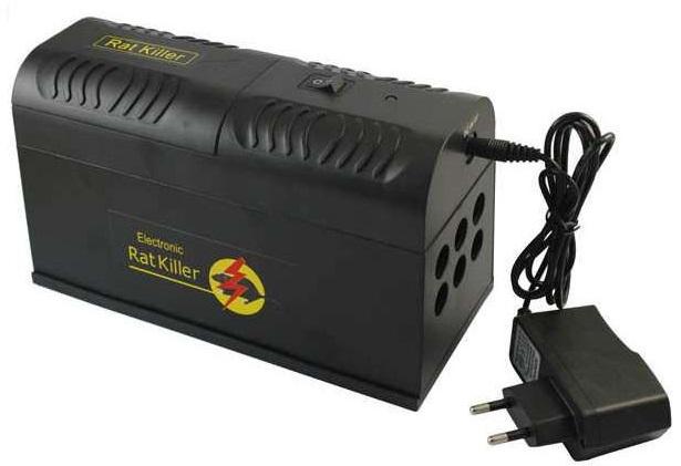 Электрическая ловушка для грызунов