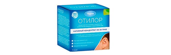 Отилор средство для улучшения слуха: запатентованная израильская формула безоперационного лечения!