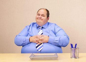 Мужчина больной сахарным диабетом