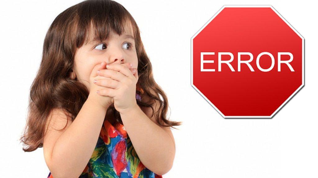 5 типичных ошибок в воспитании: как вырастить ребенка без комплексов