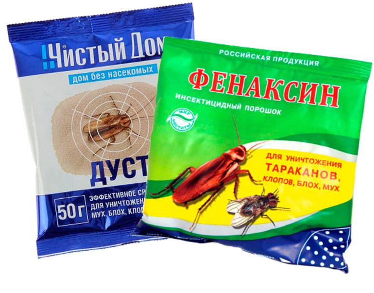 Инсектицидные препараты