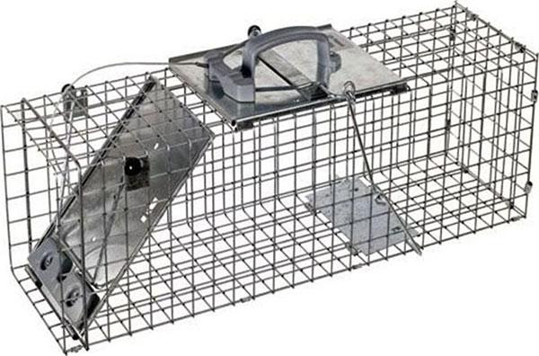 Крысоловка для многоразового использования