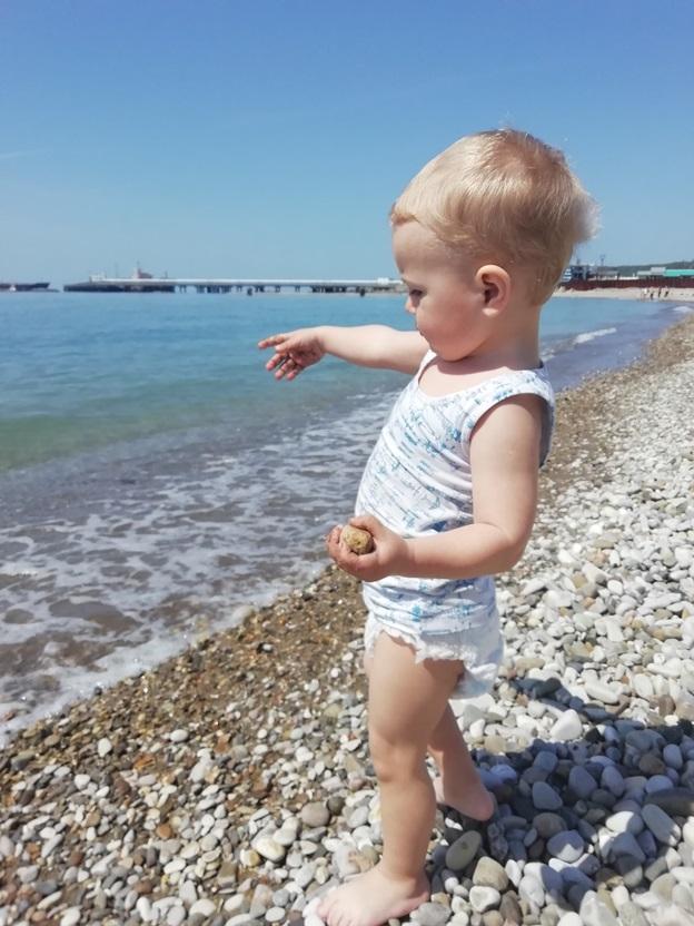 Нужно ли детям море?