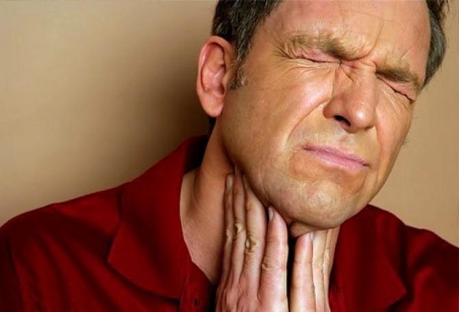 Симптомы заболевания ангиной