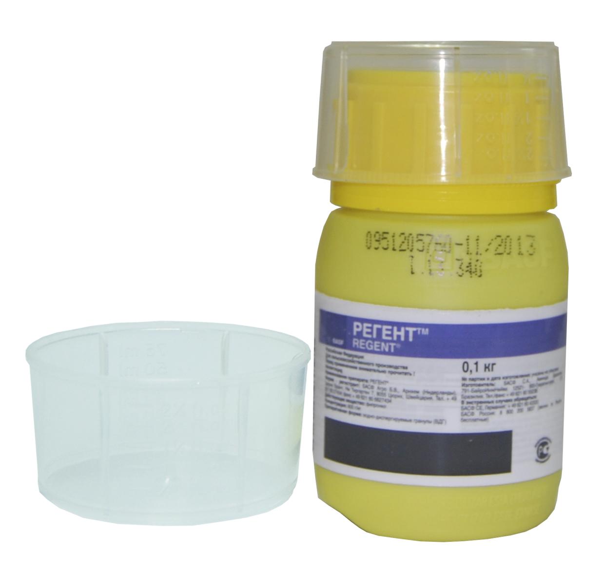 Эффективное средство на основе фипронила - Регент