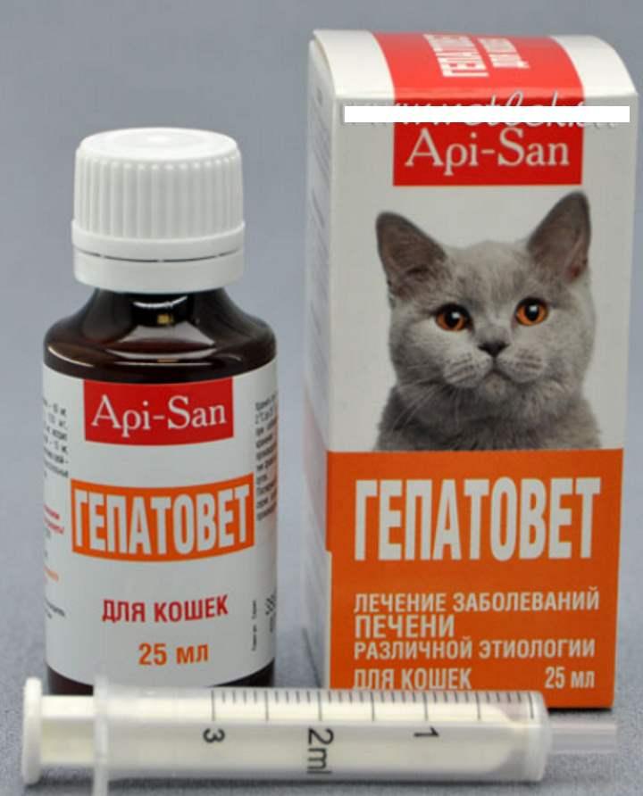 Дозировка препарата Гепатовет