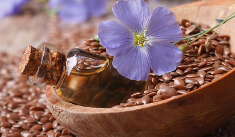 Семена льна против гипертонии