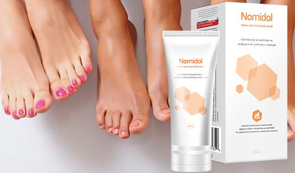 Преимущества крема Nomidol