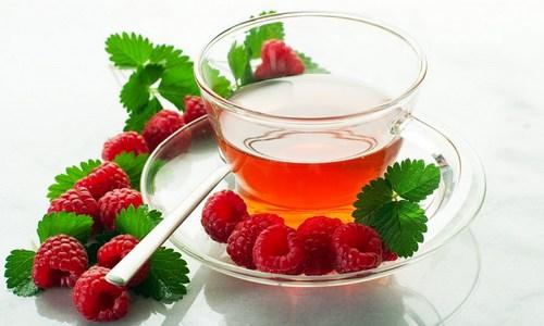 Травяной чай от ангины