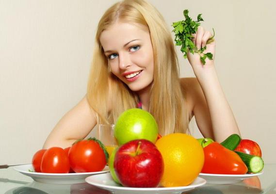 Свежие фрукты от упадка сил