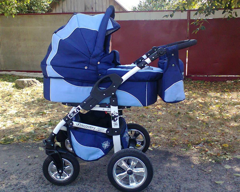 Внешний вид детской коляски