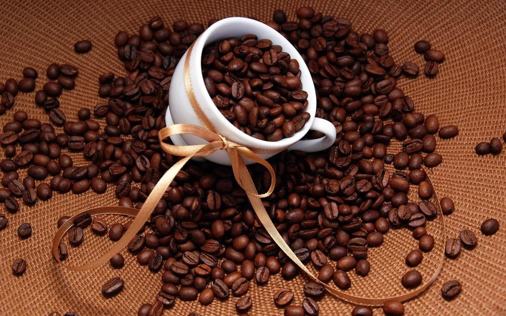 Зерна кофе как ароматизатор для белья