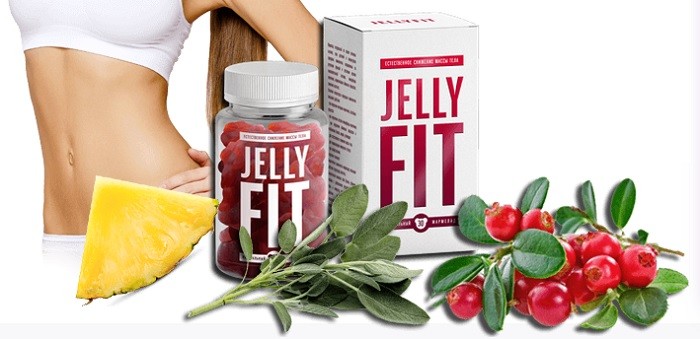 СОСТАВ JELLYFIT для похудения