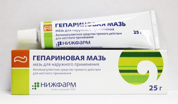 Основные виды препаратов