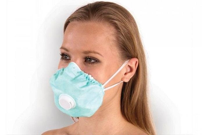 Защита организма от химикатов - респиратор