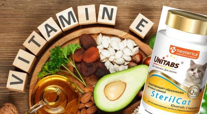 Заменить витамин Е