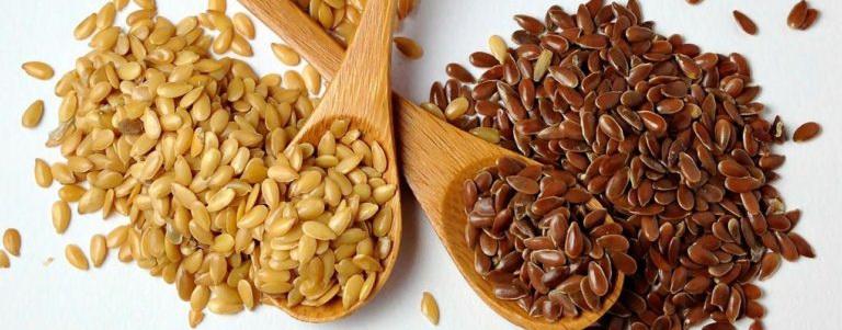 Семена льна в помощь против дисбактериоза