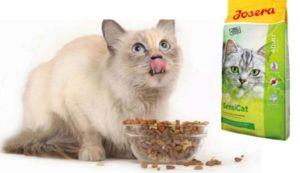 Кошкин корм Йозера зеленый