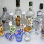 Водка как средство против неприятного запаха