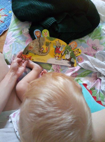 Когда и как научить ребенка читать?
