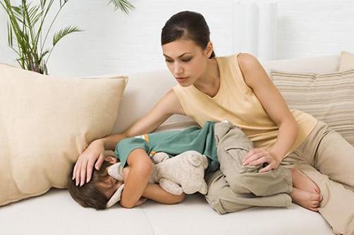 Симптомы обезвоживания организма у ребенка