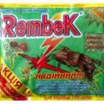 Рембек - средство от медведки