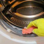 Промывание мыльным раствором