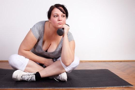 ожирение при СПКЯ